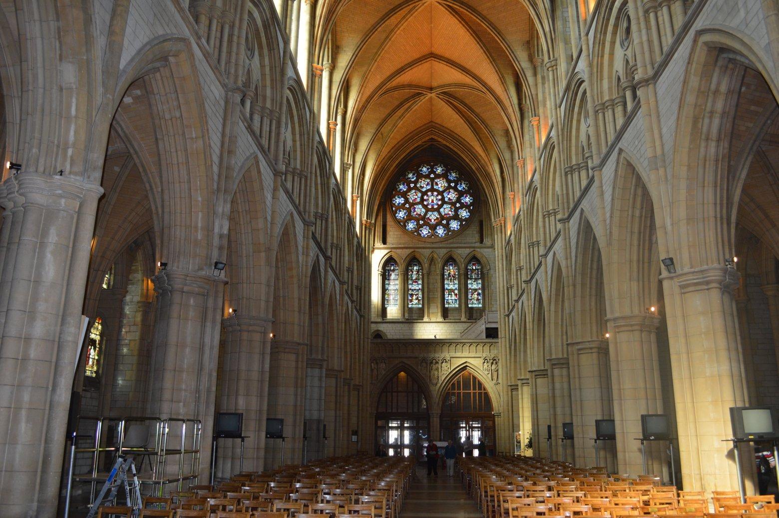 Interior Trudo Cathedral