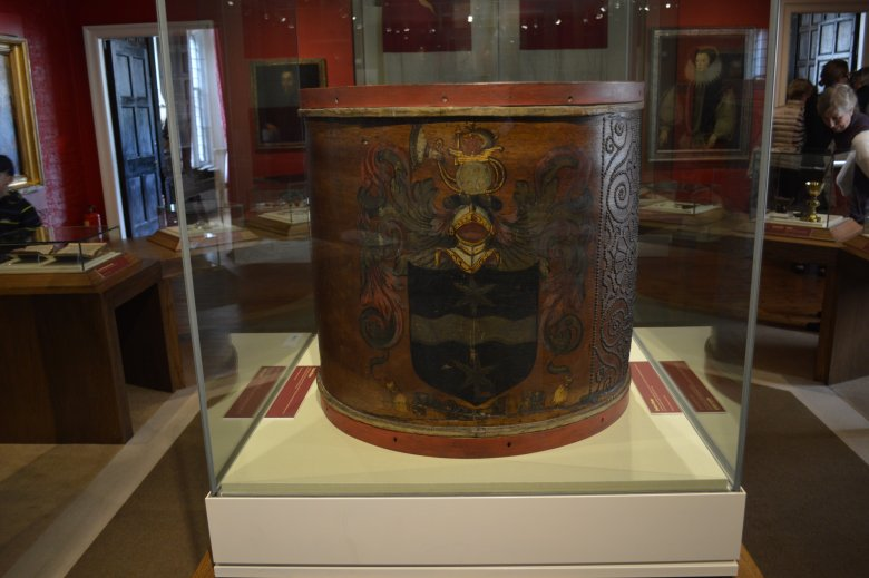 Drake's Drum - Buckland Abbey