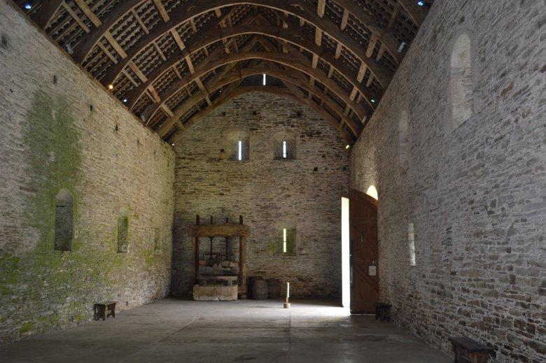 The Great Barn - Buckland Abbey
