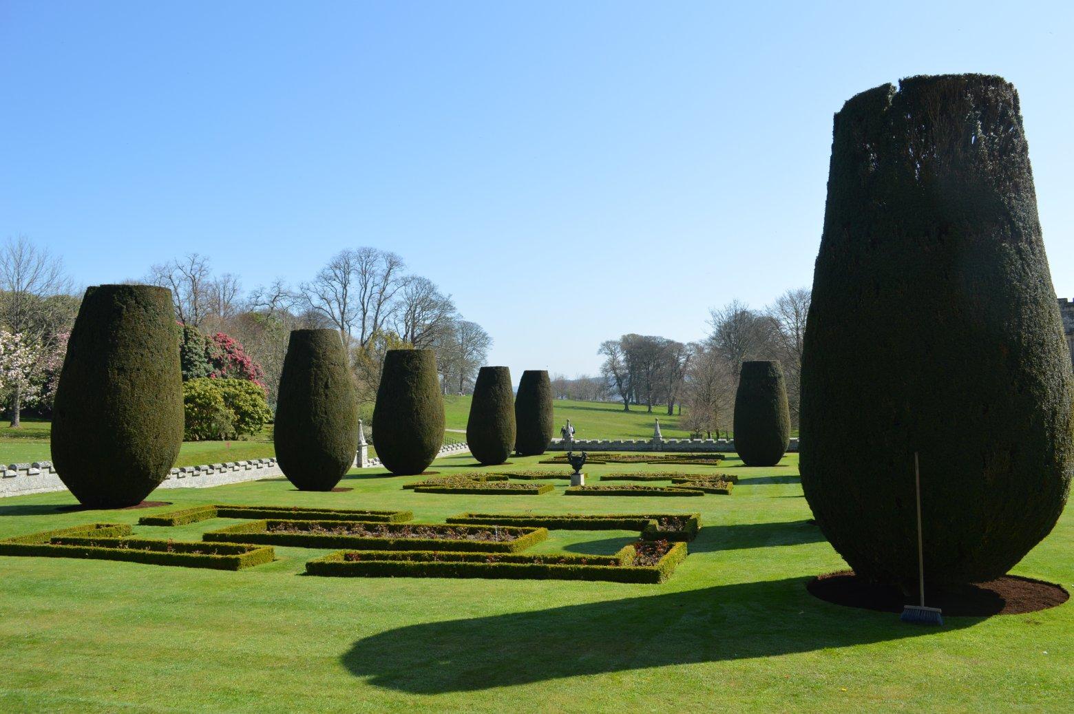 Gardens, Lanydrock House