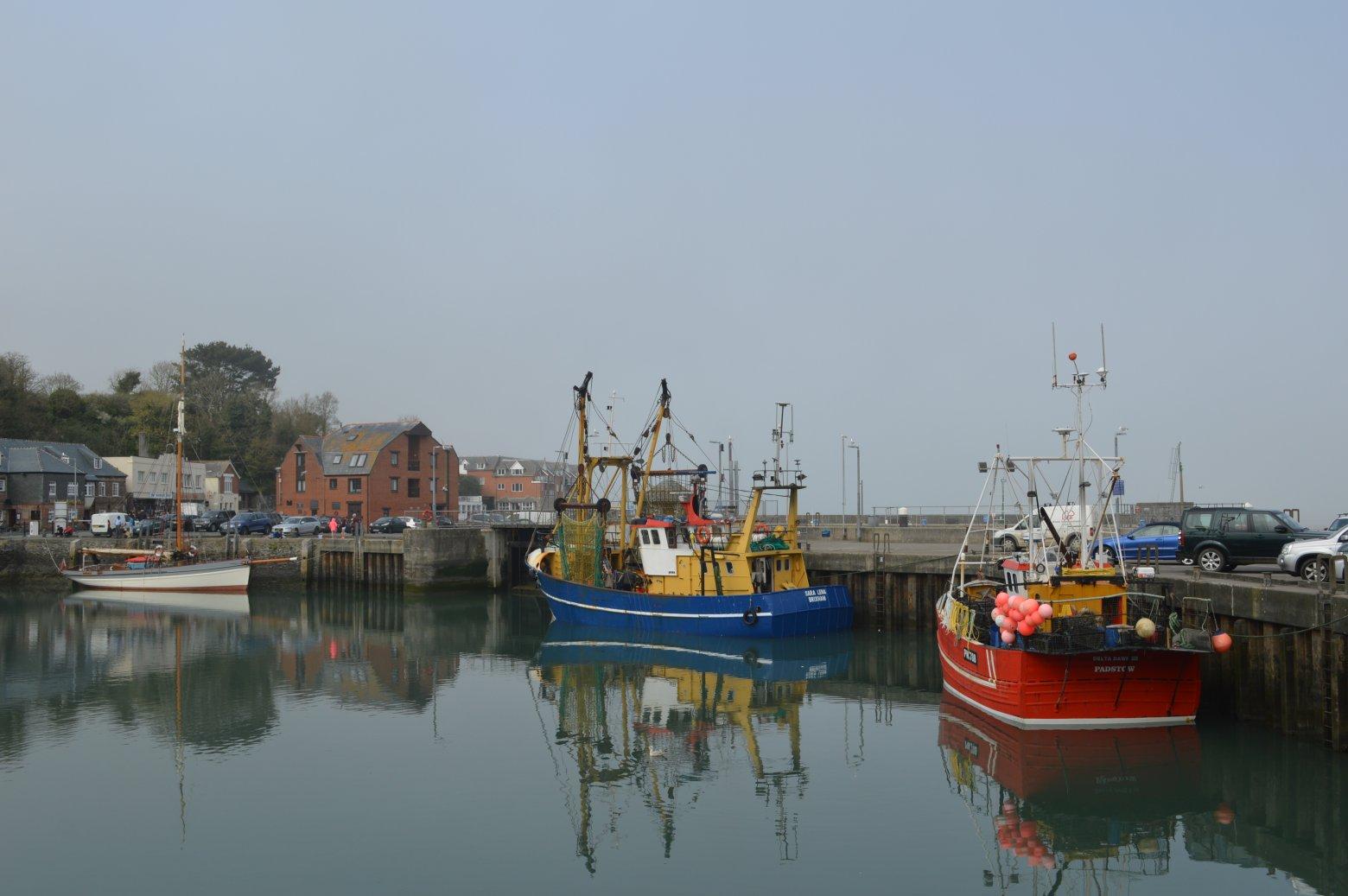 Padstow Fishing Village