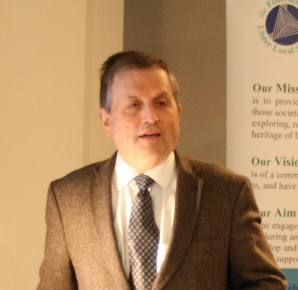 Prof Brian Walker