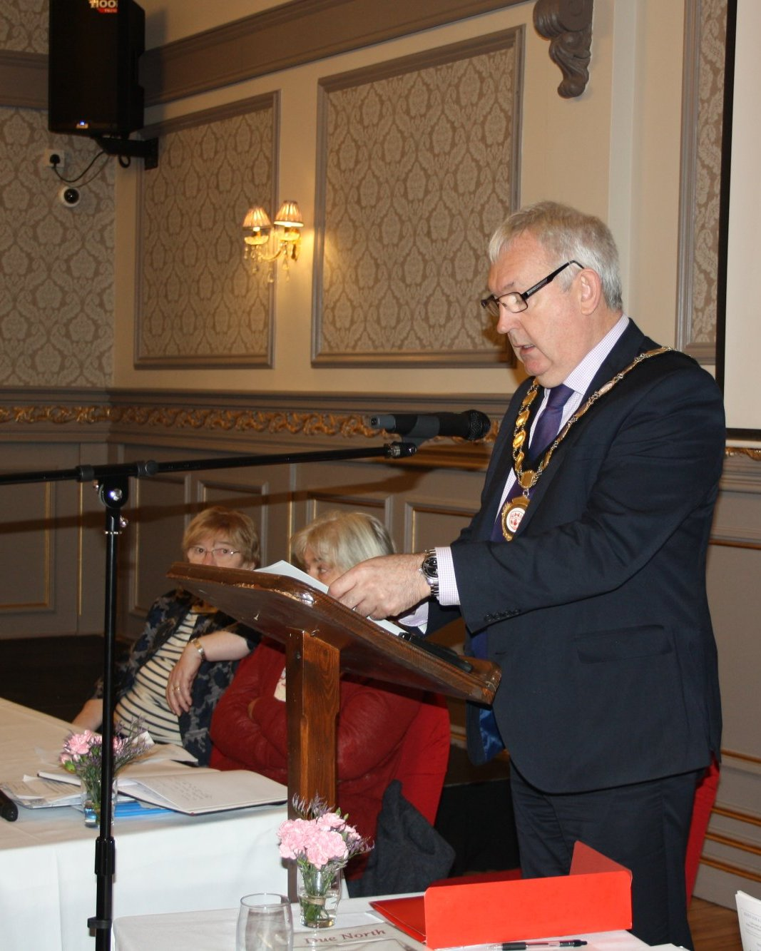 Council Chairman