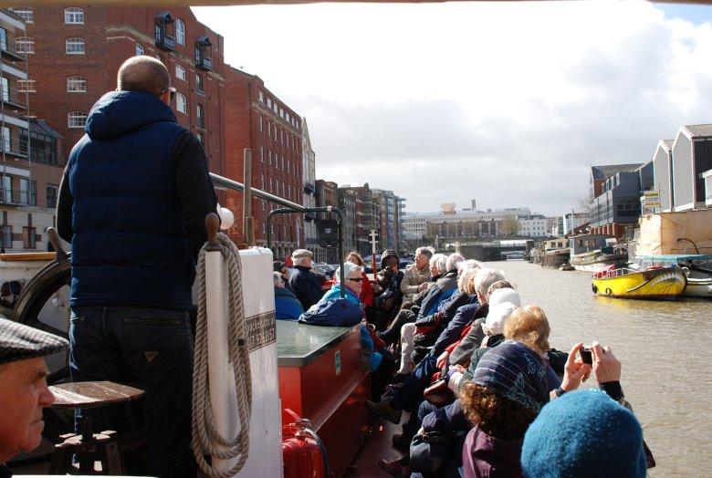 Boat Trip Bristo Harbour