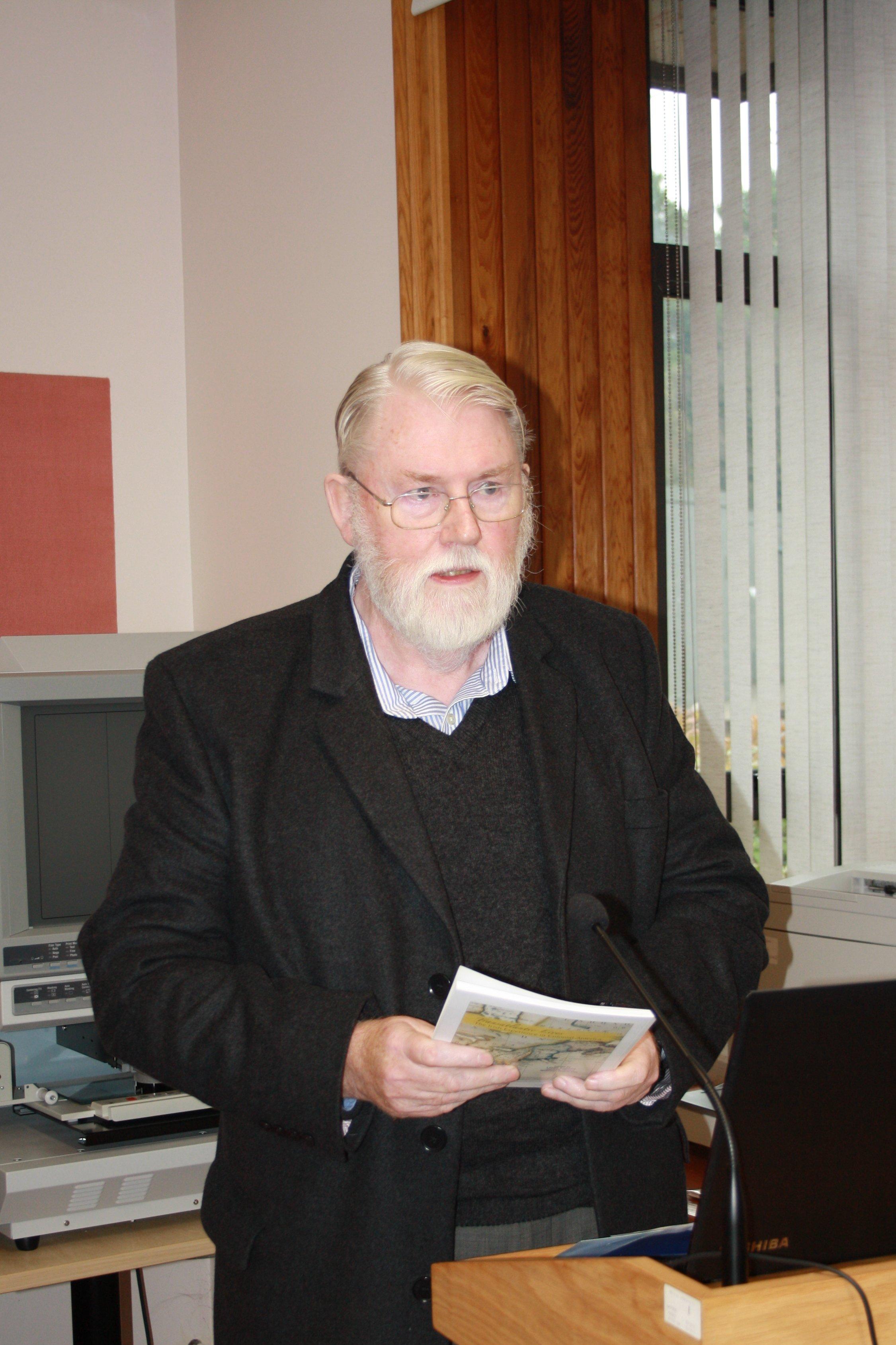 Dr Brian Turner