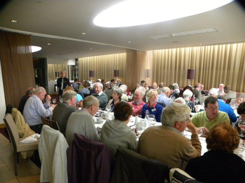 Dinner at the Hilton, Kilmainham