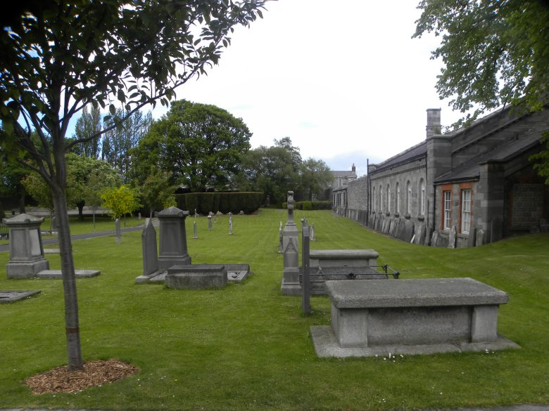 British Militaty Cemetery Arbour Hill