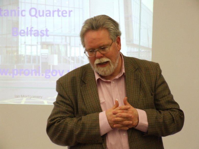 Dr Ian Montgomery