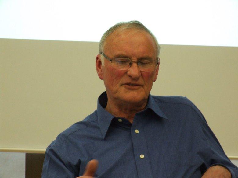 Dr Bill McAfee