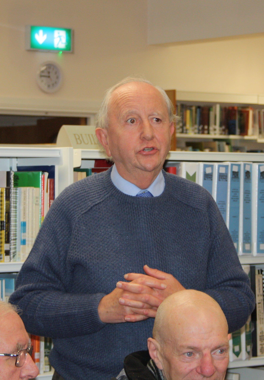 Graham Mawhinney
