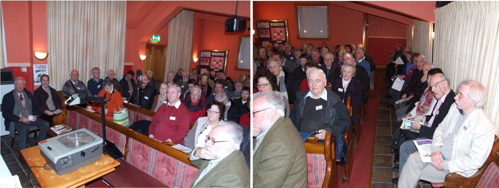Attendees at the Seminar