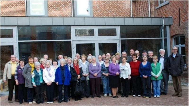 Group at the Irish College, Leuven