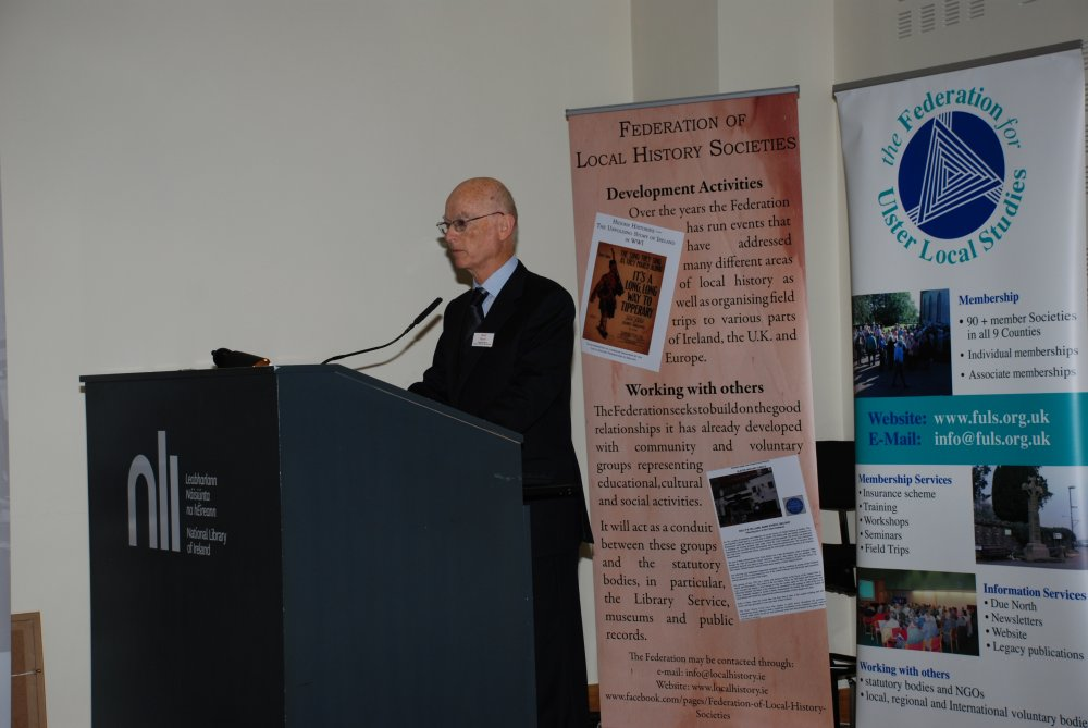 Richard Ryan, Chairman FLHS