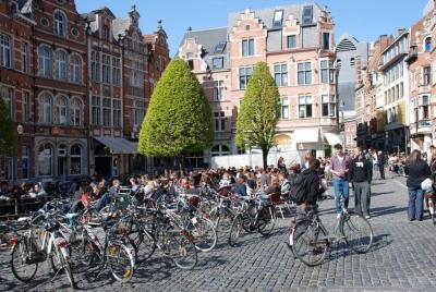 Main Square, Leuven