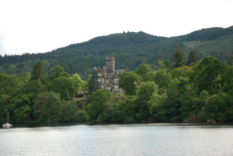 Loch Lomond Castle
