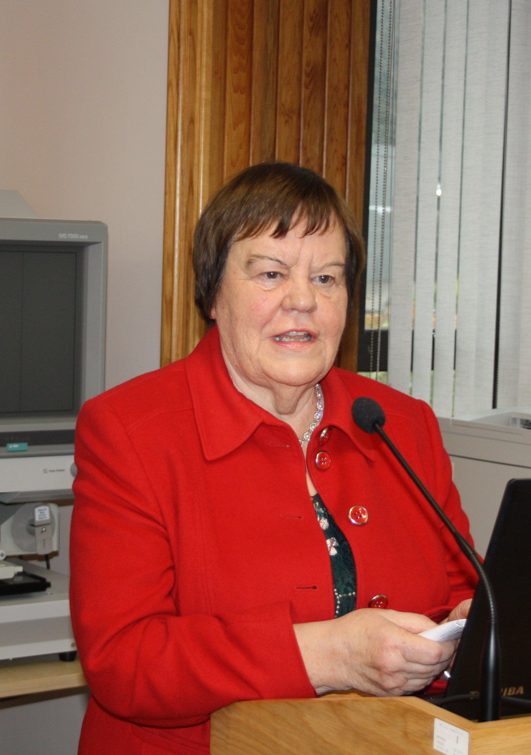 Mairead Byrne