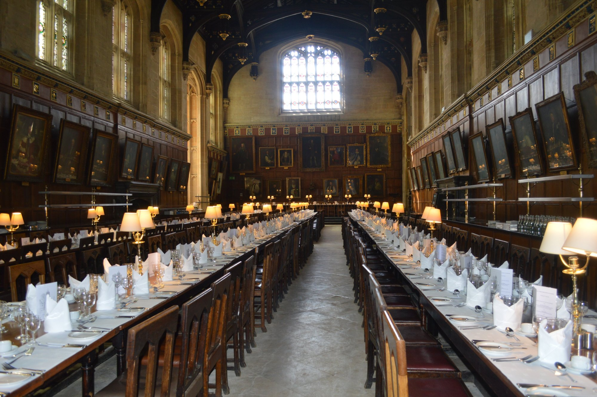 Dining Hall, Oxford