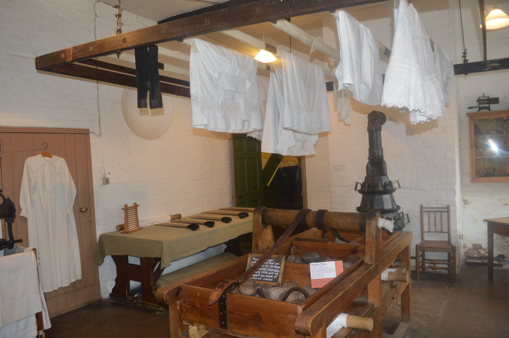 Kitchen at Shugborough Hall