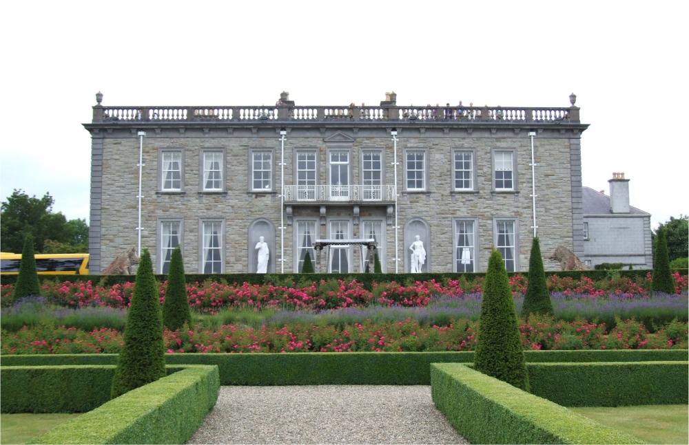 Palmerstown House - PHOTO. Pat Devlin
