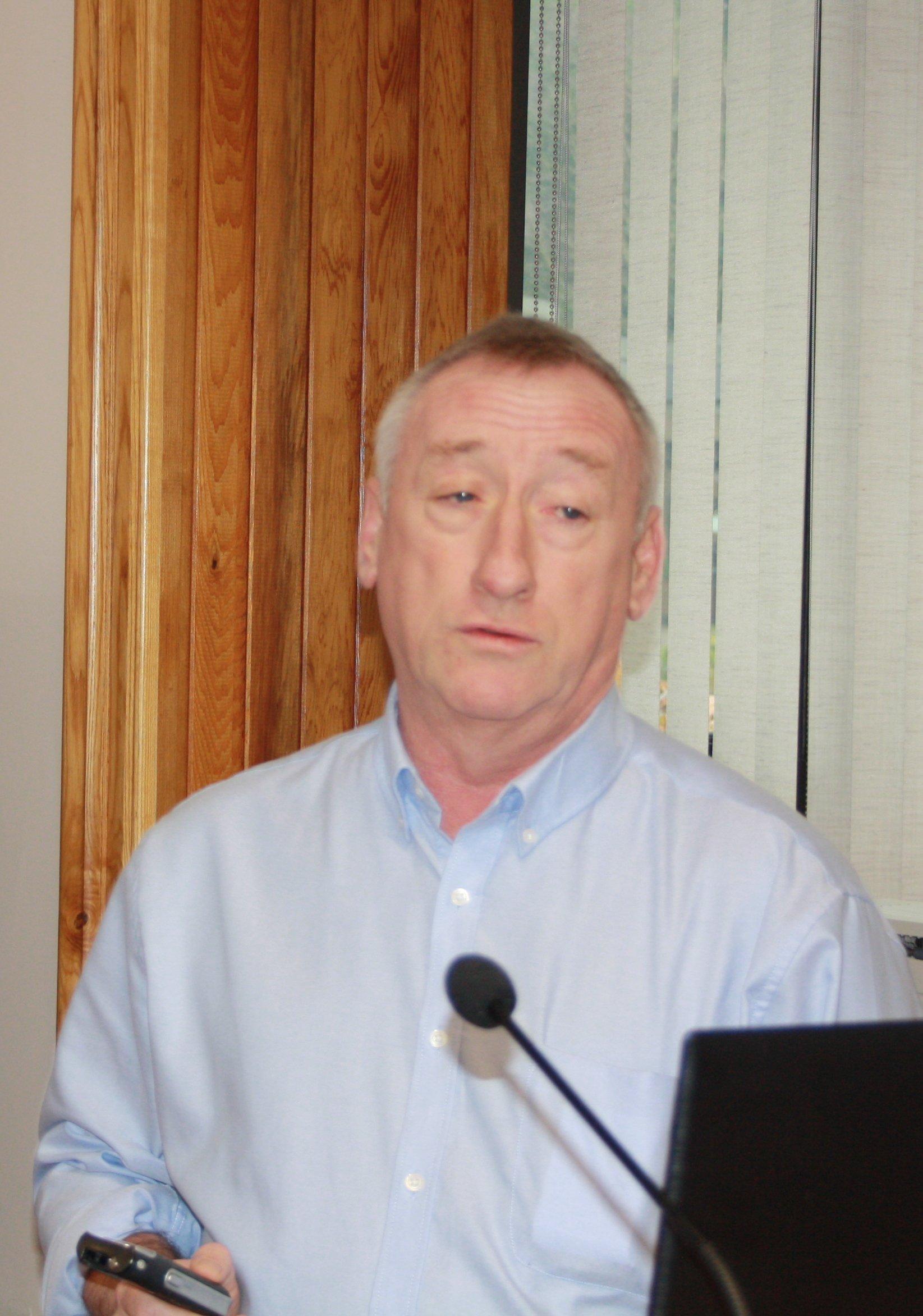Dr Patrick Fitzgerald