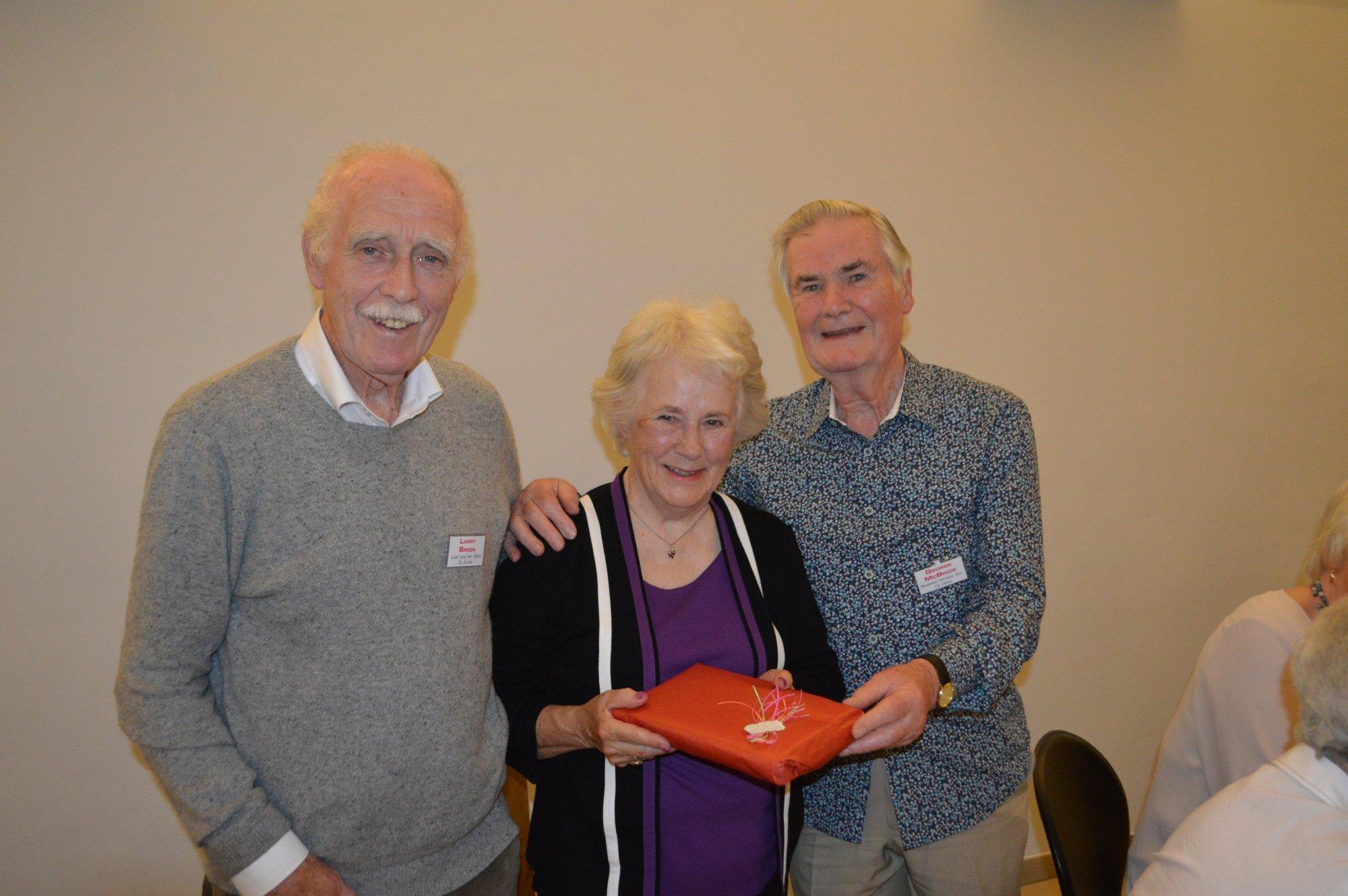 Doreen & George 57th Anniversary