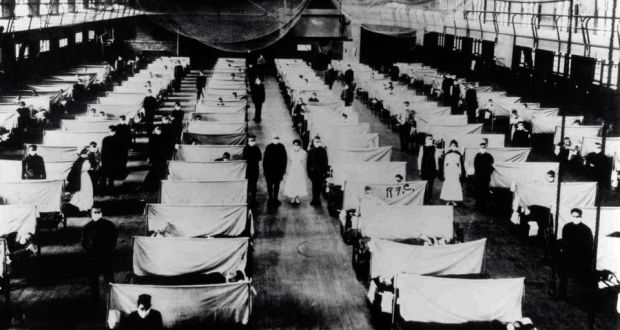 Quarantined in Workhouse