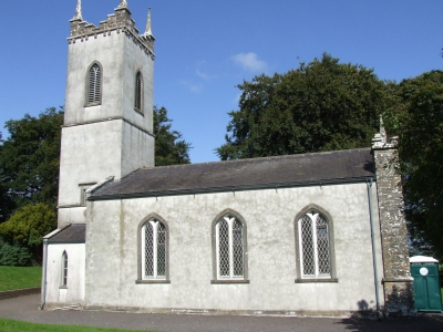 Former CoI Church - now Visitor's Centre - PHOTO Pat Devlin