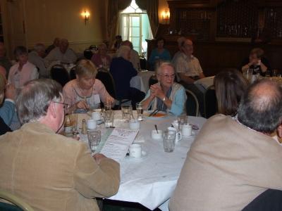 At lunch in Conynham Arms Hotel, Slane- PHOTO Pat Devlin