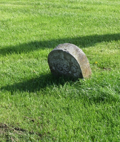 Stone marks the site of the Battle - PHOTO Pat Devlin