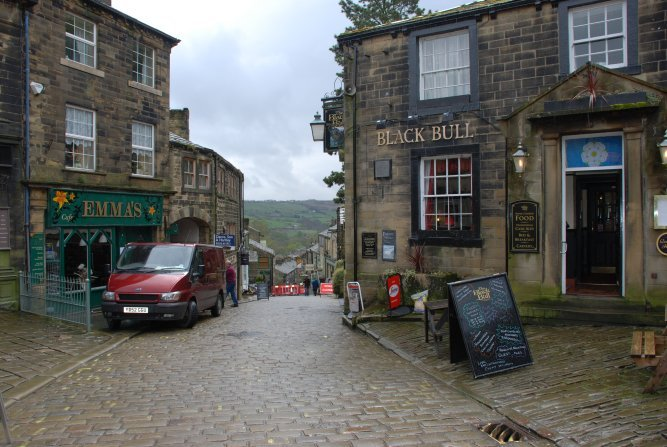 The Black Bull Haworth