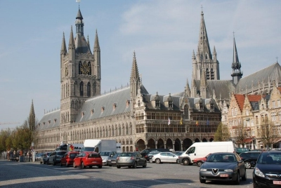 Main Square, Ypres